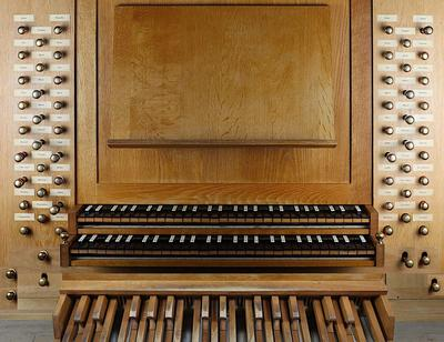Collon organ Erloeserkirche Muenster (Germany)
