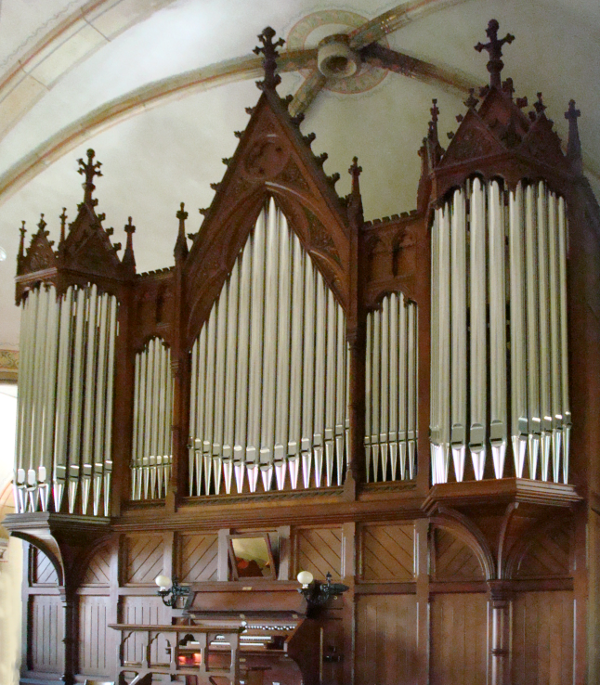 Röver organ Ditfurt/Germany