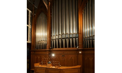Oberlinger organ Medium Ed.